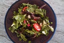 Vegetarian dishes - salads and much more!