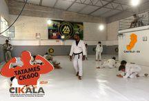 Lona para Tatame CK 600 Cikala. Judô, Jiu-Jitsu, Bjj, Muay Thai, Boxe, Krav Magá, Kung Fu, Karat