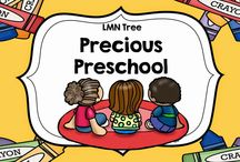 Precious Preschool / Resources, Activities, Lessons, and Tip for Preschoolers