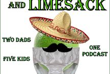 El Guapo and Limesack Podcast / Jessie, Justin and Aapri talk about parenting, both their own crazy stories and those in the news.