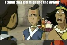 avatar - the last airbender and korra