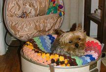 idées de lits  pour chiens
