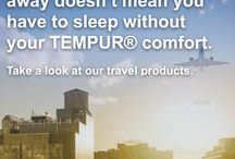 Accessories / Travel, work and rest in comfort and benefit from TEMPUR support throughout the day as well as the night. With a range of high quality products suited to a variety of needs and activities, the TEMPUR Accessories Collection has been developed to help you enjoy a comfortable lifestyle.