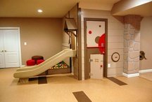 Playroom Ideas / by Michelle Chislett