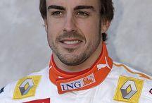 Fernando Alonso F1 / Fernando Alonso