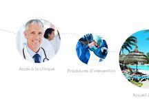 Agence Polyclinique+ Tunisie / C'est une agence médicale chargée de diriger toutes les opérations esthétiques pratiquées en Tunisie