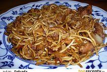 Chicken Recipes / kuře recepty