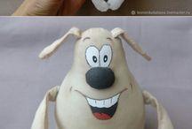игрушки собаки