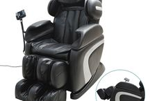 Electric Massage Chair Beauty Luxury Large Recliner Full Body Back Pain Relax PU