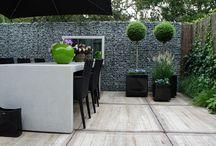 Moderne tuinen / Bekijk hier een deel van onze moderne tuinen