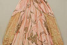 Vintage Fashion - 1800