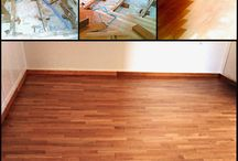 @DimaFloor / Some of Our company's work