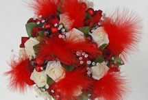 Christmas Wedding Flowers & Bouquets