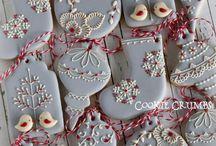 Perníčky a sušenky zdobení
