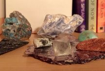 Crystals and Stones