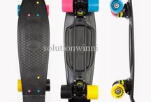 Penny Boards / My passion. My love. My life.  / by Emma C