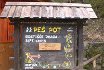 The Planinca and Poljska Highlands / Hiking in the Karavanke Range
