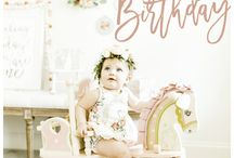 Styled First Birthday Party
