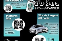 #QR Code #Infographics / Cool #QR Code #Infographics / by The Catalyst Partnership