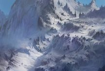 Fantasy Landscapes / by Clint Green