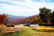 Hunter Mountain Weddings - Music Man Entertainment / Music Man Entertainment @ Hunter Mountain (Hunter, NY) www.MusicManEntertainment.com / 518-842-4065