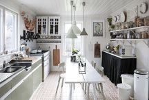 Gamle Sigdal kjøkken
