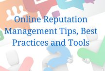 Online Reputation Tips, Best Practices & Tools