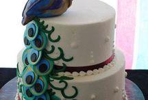 cakes / by Mandie Disponette