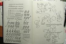 calligraphy  / by Megan Renee