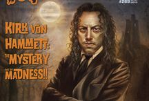 Famous Monsters Covers / The covers of Famous Monsters of Filmland magazine.