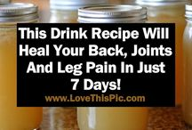 Joint pain cure