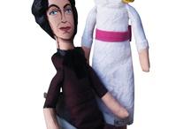 MEDIODESCOCIDO Art Dolls Premium / http://www.mediodescocido.com/ / by Uriel Valentin