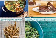 Whole plant based foods / by Amy Kerkemeyer