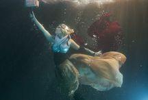Underwater Cosplay