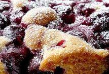 Пироги с ягодой