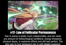 Anime Rule(s)