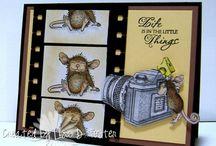 """""""House Mouse"""" Motive"""