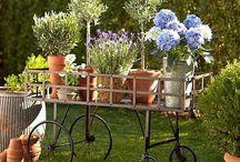 Decorações para casas/jardins