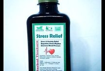 Stress Relief Herbal Tincture