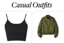 Idées de vêtements  / Quelques idées pour vous aider à trouver LE look parfait, celui qui vous fera craquer !