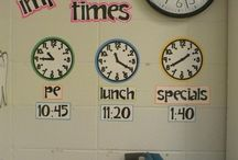 Classroom Decor / Inspiration for setting up the classroom, displays, organisation and other room ideas