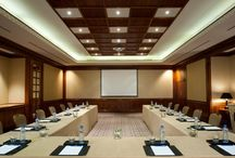 Meeting venus / Spacious, elegant and well-equipped meeting rooms, coupled with attentive and highly professional staff, have made Hyatt Regency Belgrade the most professional venue in town for successful meetings, conferences and banquets. / by Hyatt Regency Belgrade
