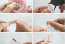 Diy hair pin