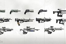 Concept Weapons