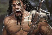 Barbarian ● Male