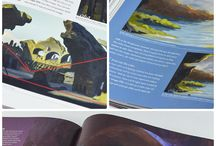 Master the Art of Speed Painting / For matte painters and concept artists working in the movie, video game, and TV industries, it is often important to be able to quickly and efficiently create artwork for storyboarding and storytelling purposes. The Master the Art of Speed Painting book aims to be the go-to book for artists training to enter the industry, and for established artists looking to brush up on their knowledge of speed painting. / by 3dtotal