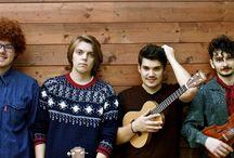 Oak & Willow / Oak & Willow, Indie folk/Indie Pop/Pop Folk band.