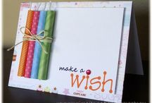 Cardmaking / by Misty Massie-Allison