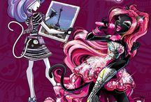 Warecats: Catherine de Meow and Catty Noir (Monster High)