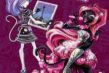 Warecats: Catherine de Meow and Catty Noir (Monster High)